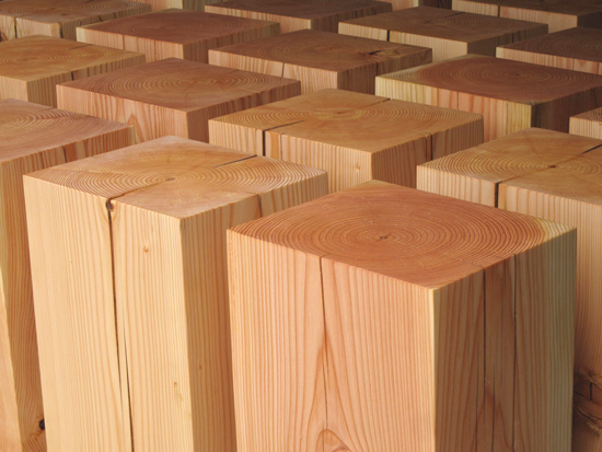 Attractive Timber Accents In Douglas Fir: 10 X 12 X 18 $169 Each