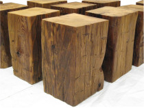 Timber Accents in Reclaimed Pine Beam: 10 x 12 x 18 $169 each