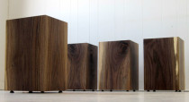 Timber Accents in Walnut: 10 x 12 x 18; Contact for pricing